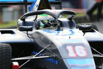 World © Octane Photographic Ltd. FIA Formula 3 (F3) – Hungarian GP – Qualifying. Jenzer Motorsport - Andreas Estner. Hungaroring, Budapest, Hungary. Saturday 3rd August 2019.