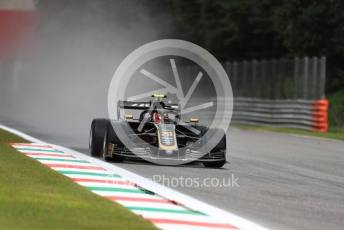 World © Octane Photographic Ltd. Formula 1 – Italian GP - Practice 1. Rich Energy Haas F1 Team VF19 – Kevin Magnussen. Autodromo Nazionale Monza, Monza, Italy. Friday 6th September 2019.