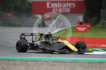World © Octane Photographic Ltd. Formula 1 – Italian GP - Practice 1. Renault Sport F1 Team RS19 – Nico Hulkenberg. Autodromo Nazionale Monza, Monza, Italy. Friday 6th September 2019.