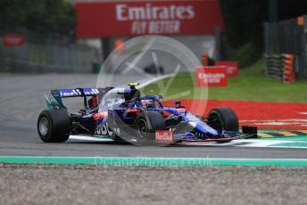World © Octane Photographic Ltd. Formula 1 – Italian GP - Practice 1. Scuderia Toro Rosso - Pierre Gasly. Autodromo Nazionale Monza, Monza, Italy. Friday 6th September 2019.