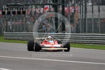 World © Octane Photographic Ltd. Formula 1 – Italian GP - Practice 2. Jody Scheckter. Autodromo Nazionale Monza, Monza, Italy. Friday 6th September 2019.
