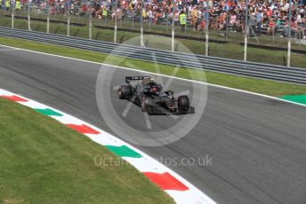World © Octane Photographic Ltd. Formula 1 – Italian GP - Qualifying. Rich Energy Haas F1 Team VF19 – Kevin Magnussen. Autodromo Nazionale Monza, Monza, Italy. Saturday 7th September 2019.