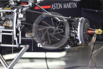 World © Octane Photographic Ltd. Formula 1 – Japanese GP - Paddock. Aston Martin Red Bull Racing RB15. Suzuka Circuit, Suzuka, Japan. Thursday 10th October 2019.