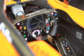 World © Octane Photographic Ltd. Formula 1 – Japanese GP - Parc Ferme. McLaren MCL34. Suzuka Circuit, Suzuka, Japan. Thursday 10th October 2019.