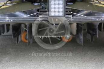 World © Octane Photographic Ltd. Formula 1 – Japanese GP - Parc Ferme. McLaren MCL34 . Suzuka Circuit, Suzuka, Japan. Thursday 10th October 2019.