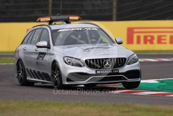 World © Octane Photographic Ltd. Formula 1 – Japanese GP - Practice 1. Mercedes AMG Medical car. Suzuka Circuit, Suzuka, Japan. Friday 11th October 2019.