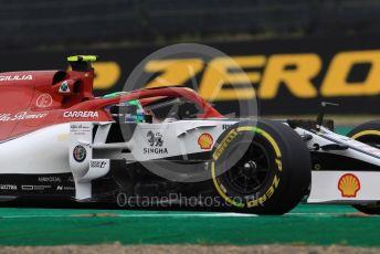 World © Octane Photographic Ltd. Formula 1 – Japanese GP - Practice 1. Alfa Romeo Racing C38 – Antonio Giovinazzi. Suzuka Circuit, Suzuka, Japan. Friday 11th October 2019.