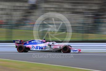 World © Octane Photographic Ltd. Formula 1 – Japanese GP - Practice 1. SportPesa Racing Point RP19 - Sergio Perez. Suzuka Circuit, Suzuka, Japan. Friday 11th October 2019.