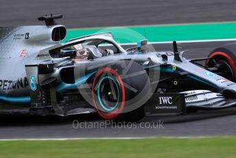 World © Octane Photographic Ltd. Formula 1 – Japanese GP - Practice 2. Mercedes AMG Petronas Motorsport AMG F1 W10 EQ Power+ - Lewis Hamilton. Suzuka Circuit, Suzuka, Japan. Friday 11th October 2019.