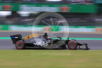 World © Octane Photographic Ltd. Formula 1 – Japanese GP - Practice 2. Haas F1 Team VF19 – Romain Grosjean. Suzuka Circuit, Suzuka, Japan. Friday 11th October 2019.