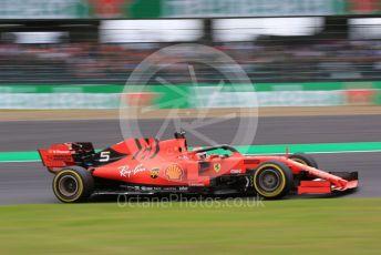 World © Octane Photographic Ltd. Formula 1 – Japanese GP - Practice 2. Scuderia Ferrari SF90 – Sebastian Vettel. Suzuka Circuit, Suzuka, Japan. Friday 11th October 2019.