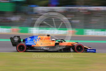 World © Octane Photographic Ltd. Formula 1 – Japanese GP - Practice 2. McLaren MCL34 – Carlos Sainz. Suzuka Circuit, Suzuka, Japan. Friday 11th October 2019.