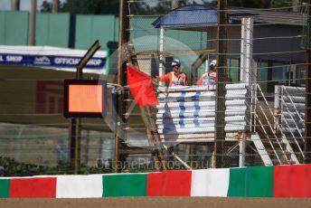 World © Octane Photographic Ltd. Formula 1 – Japanese GP - Qualifying. Red flag. Suzuka Circuit, Suzuka, Japan. Sunday 13th October 2019.