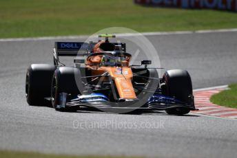 World © Octane Photographic Ltd. Formula 1 – Japanese GP - Qualifying. McLaren MCL34 – Lando Norris. Suzuka Circuit, Suzuka, Japan. Sunday 13th October 2019.