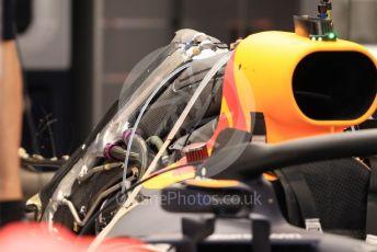 World © Octane Photographic Ltd. Formula 1 – Monaco GP. Setup. Aston Martin Red Bull Racing RB15. Monte-Carlo, Monaco. Wednesday 22nd May 2019.