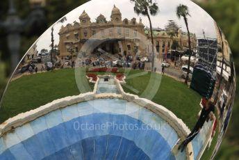 World © Octane Photographic Ltd. Formula 1 – Monaco GP. Casino/Atmosphere. Monte-Carlo, Monaco. Wednesday 22nd May 2019.