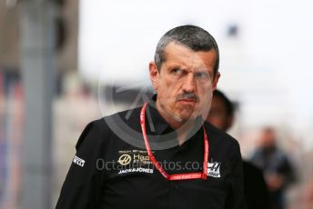 World © Octane Photographic Ltd. Formula 1 - Monaco GP. Thursday Paddock. Guenther Steiner  - Team Principal of Rich Energy Haas F1 Team. Monte-Carlo, Monaco. Wednesday 22nd May 2019.