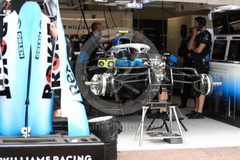 World © Octane Photographic Ltd. Formula 1 – Monaco GP. Track Walk. ROKiT Williams Racing FW 42. Monte-Carlo, Monaco. Wednesday 22nd May 2019.