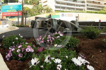 World © Octane Photographic Ltd. Formula 1 – Monaco GP. Atmosphere/Bronze car at Portier. Monte-Carlo, Monaco. Wednesday 22nd May 2019.