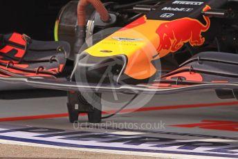 World © Octane Photographic Ltd. Formula 1 – Monaco GP. Practice 3. Aston Martin Red Bull Racing RB15 nose. Monte-Carlo, Monaco. Saturday 25th May 2019.