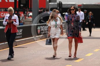World © Octane Photographic Ltd. Formula 1 - Monaco GP. Practice 3. Minttu Virtanen. Monte-Carlo, Monaco. Saturday 25th May 2019.