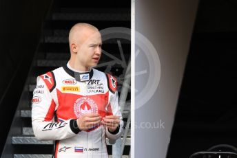 World © Octane Photographic Ltd. FIA Formula 2 (F2) – Monaco GP - Practice. ART Grand Prix - Nikita Mazepin. Monte-Carlo, Monaco. Thursday 23rd May 2019.