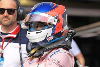 World © Octane Photographic Ltd. FIA Formula 2 (F2) – Monaco GP - Practice. BWT Arden - Tatiana Calderon. Monte-Carlo, Monaco. Thursday 23rd May 2019.