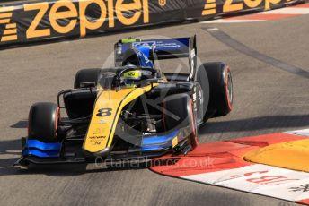 World © Octane Photographic Ltd. FIA Formula 2 (F2) – Monaco GP - Practice. Virtuosi Racing - Luca Ghiotto. Monte-Carlo, Monaco. Thursday 23rd May 2019.