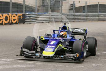 World © Octane Photographic Ltd. FIA Formula 2 (F2) – Monaco GP - Qualifying. Carlin - Louis Deletraz. Monte-Carlo, Monaco. Thursday 23rd May 2019