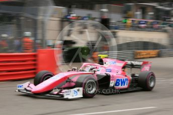 World © Octane Photographic Ltd. FIA Formula 2 (F2) – Monaco GP - Qualifying. BWT Arden - Anthoine Hubert. Monte-Carlo, Monaco. Thursday 23rd May 2019.