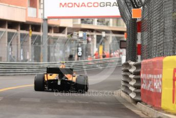 World © Octane Photographic Ltd. FIA Formula 2 (F2) – Monaco GP - Race 1. Campos Racing - Jack Aitken. Monte-Carlo, Monaco. Friday 24th May 2019.