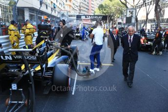 World © Octane Photographic Ltd. FIA Formula 2 (F2) – Monaco GP - Race 2. Virtuosi Racing - Guanyu Zhou. Monte-Carlo, Monaco. Saturday 25th May 2019.