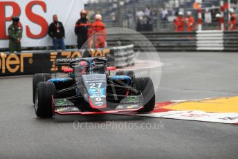 World © Octane Photographic Ltd. Formula Renault Eurocup – Monaco GP - Qualifying. JD Motorsport - Ugo de Wilde. Monte-Carlo, Monaco. Friday 24th May 2019.