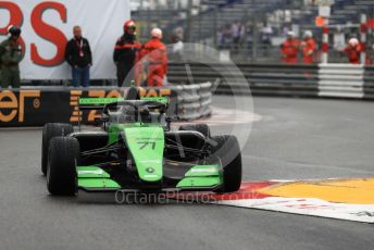 World © Octane Photographic Ltd. Formula Renault Eurocup – Monaco GP - Qualifying. GRS – Alessio Deledda. Monte-Carlo, Monaco. Friday 24th May 2019.