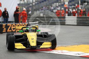World © Octane Photographic Ltd. Formula Renault Eurocup – Monaco GP - Qualifying. R-ace GP - Calo Collet. Monte-Carlo, Monaco. Friday 24th May 2019.