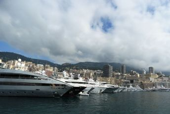 World © Octane Photographic Ltd. Formula 1 – Monaco GP. Paddock. Boats in the Harbour. Monte-Carlo, Monaco. Thursday 23rd May 2019.