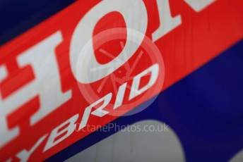 World © Octane Photographic Ltd. Formula 1 – Singapore GP - Practice 3. Scuderia Toro Rosso STR14 – Daniil Kvyat oil leak. Marina Bay Street Circuit, Singapore. Saturday 21st September 2019.