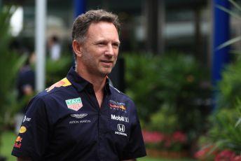 World © Octane Photographic Ltd. Formula 1 - Singapore GP - Paddock. Christian Horner - Team Principal of Red Bull Racing. Marina Bay Street Circuit, Singapore. Friday 20th September 2019.