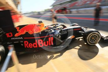 World © Octane Photographic Ltd. Formula 1 – Spanish In-season testing. Aston Martin Red Bull Racing RB15 – Pierre Gasly. Circuit de Barcelona Catalunya, Spain. Tuesday 14th May 2019.