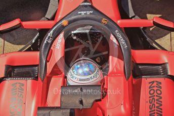 World © Octane Photographic Ltd. Formula 1 – Spanish In-season testing. Scuderia Ferrari SF90 – Antonio Fuoco. Circuit de Barcelona Catalunya, Spain. Wednesday 15th May 2019.