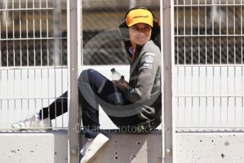 World © Octane Photographic Ltd. Formula 1 – Spanish In-season testing. McLaren MCL34 – Lando Norris. Circuit de Barcelona Catalunya, Spain. Wednesday 15th May 2019.
