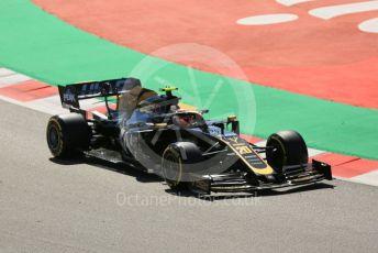 World © Octane Photographic Ltd. Formula 1 – Spanish GP. Practice 1. Rich Energy Haas F1 Team VF19 – Kevin Magnussen. Circuit de Barcelona Catalunya, Spain. Friday 10th May 2019.