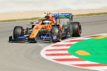World © Octane Photographic Ltd. Formula 1 – Spanish GP. Practice 1. McLaren MCL34 – Lando Norris. Circuit de Barcelona Catalunya, Spain. Friday 10th May 2019.