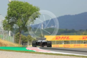 World © Octane Photographic Ltd. Formula 1 – Spanish GP. Practice 2. Rich Energy Haas F1 Team VF19 – Romain Grosjean. Circuit de Barcelona Catalunya, Spain. Friday 10th May 2019.