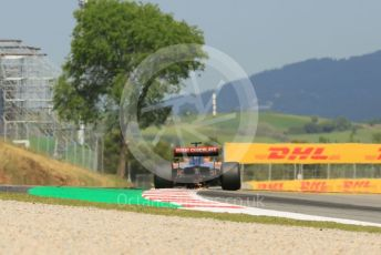 World © Octane Photographic Ltd. Formula 1 – Spanish GP. Practice 2. McLaren MCL34 – Carlos Sainz. Circuit de Barcelona Catalunya, Spain. Friday 10th May 2019.