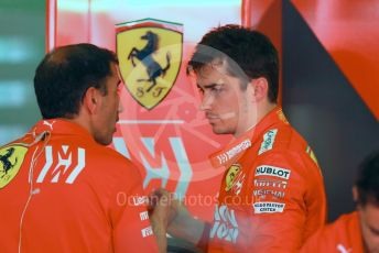 World © Octane Photographic Ltd. Formula 1 – Spanish GP. Practice 2. Scuderia Ferrari SF90 – Charles Leclerc. Circuit de Barcelona Catalunya, Spain. Friday 10th May 2019.