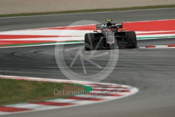 World © Octane Photographic Ltd. Formula 1 – Spanish GP. Practice 2. Rich Energy Haas F1 Team VF19 – Kevin Magnussen. Circuit de Barcelona Catalunya, Spain. Friday 10th May 2019.