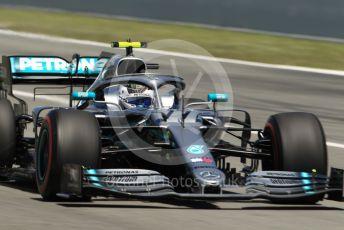 World © Octane Photographic Ltd. Formula 1 – Spanish GP. Race. Mercedes AMG Petronas Motorsport AMG F1 W10 EQ Power+ - Valtteri Bottas. Circuit de Barcelona Catalunya, Spain. Sunday 12th May 2019.