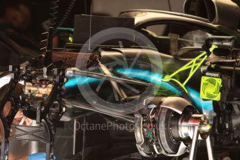 World © Octane Photographic Ltd. Formula 1 – Spanish GP. Thursday Setup. Mercedes AMG Petronas Motorsport AMG F1 W10 EQ Power+. Circuit de Barcelona Catalunya, Spain. Thursday 9th May 2019.