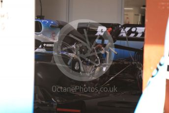 World © Octane Photographic Ltd. Formula 1 – Spanish GP. Thursday Setup. ROKiT Williams Racing.  Circuit de Barcelona Catalunya, Spain. Thursday 9th May 2019.